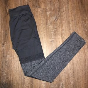 Gymshark Two Toned Leggings